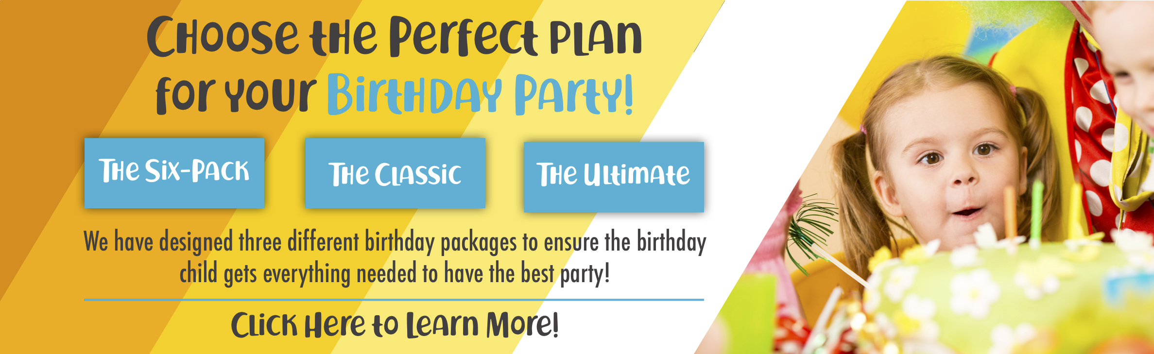 Birthday Packages