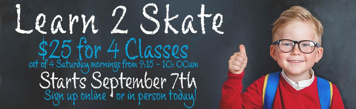September Skate Class
